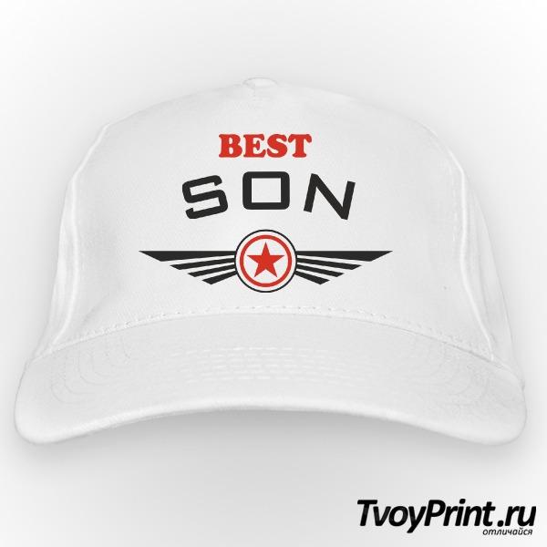 Бейсболка Best son