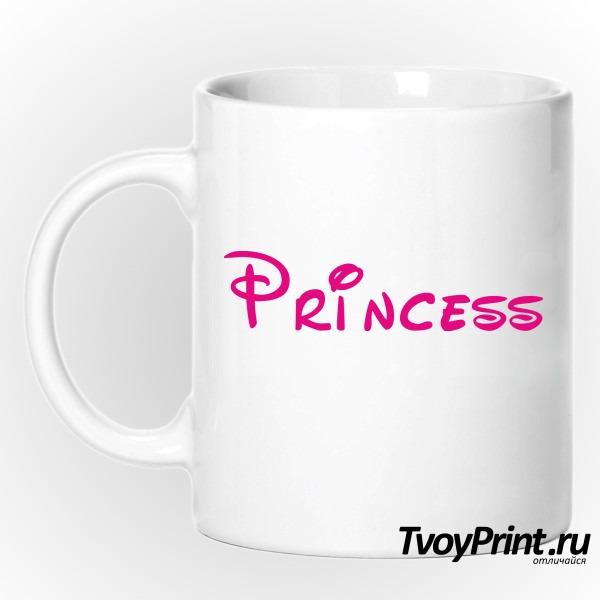 Кружка princess