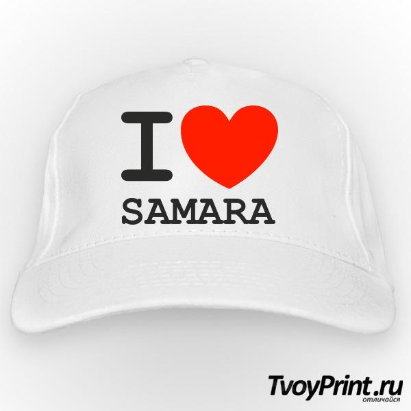 Бейсболка Самара