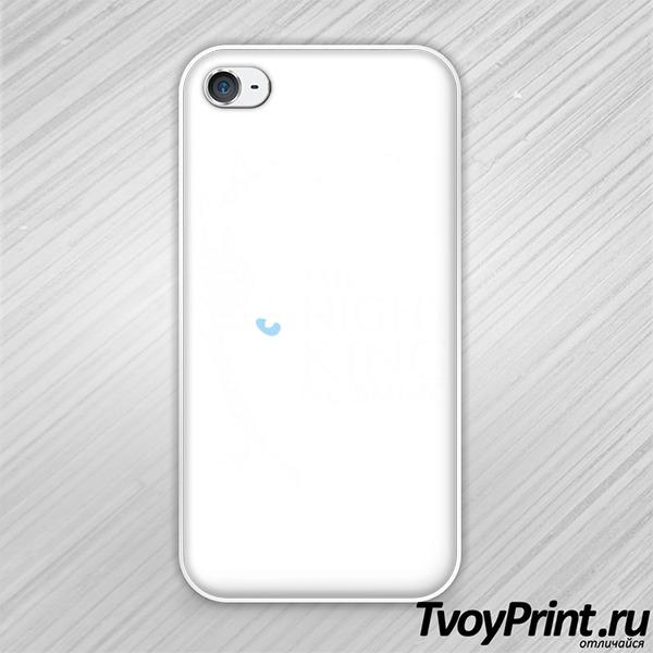 Чехол iPhone 4S Король ночи
