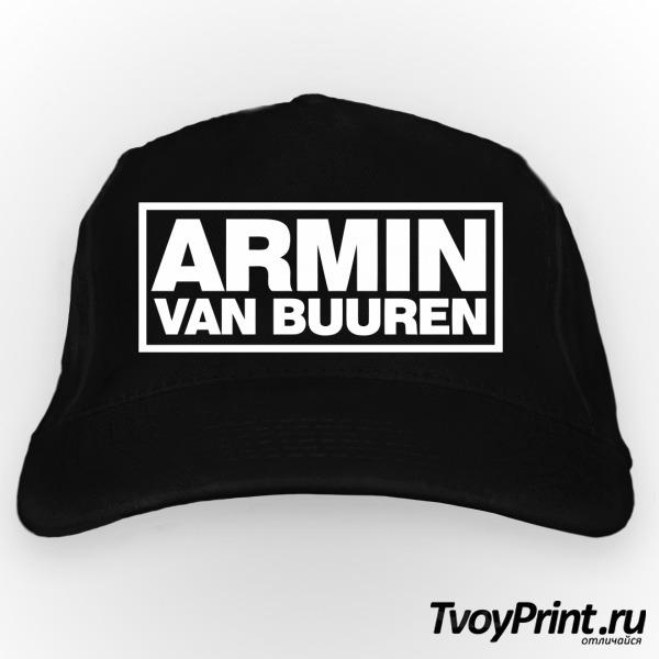 Бейсболка Armin Van Buuren (2)