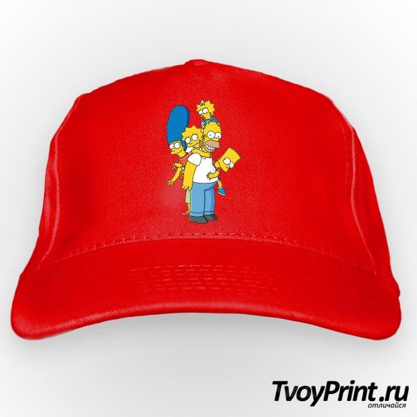 Бейсболка Simpsons
