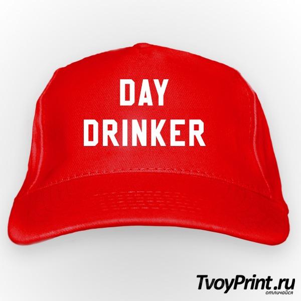 Бейсболка day drinker