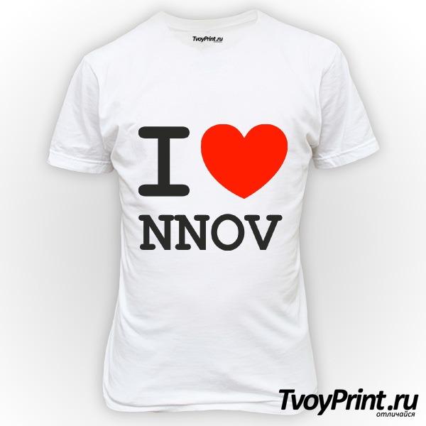 Футболка Нижний Новгород