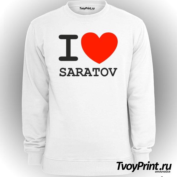 Свитшот Саратов