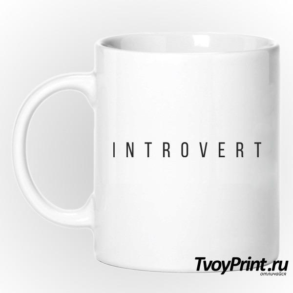 Кружка интроверт