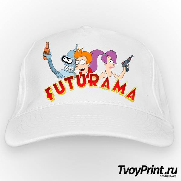 Бейсболка Футурама (Futurama)