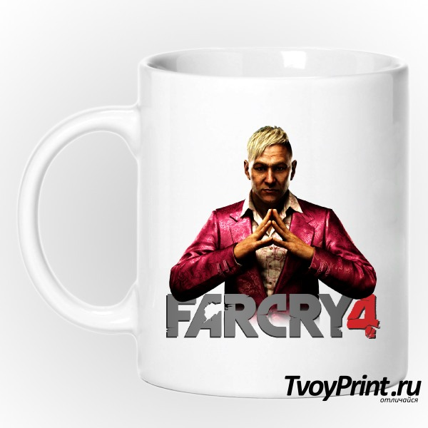Кружка Far Cry 4 Босс