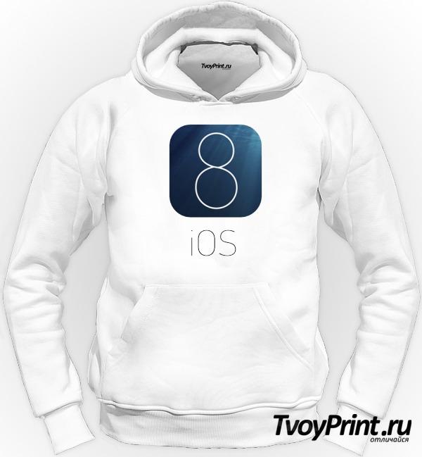 Толстовка IOS 8
