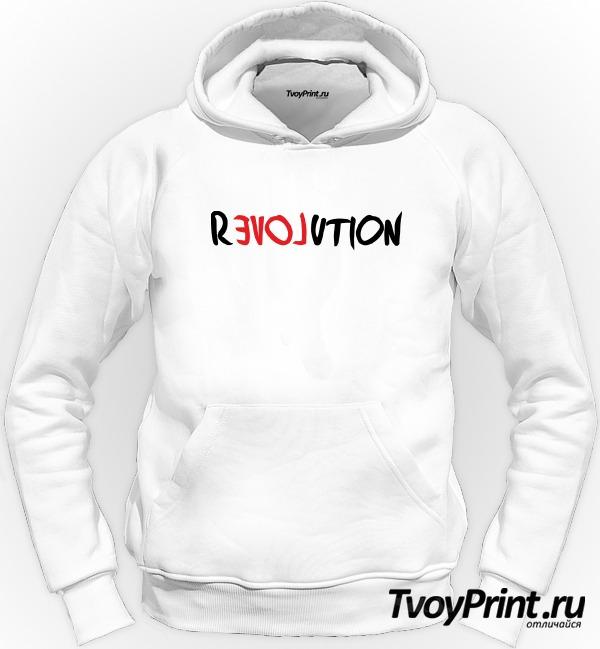 Толстовка love revolution