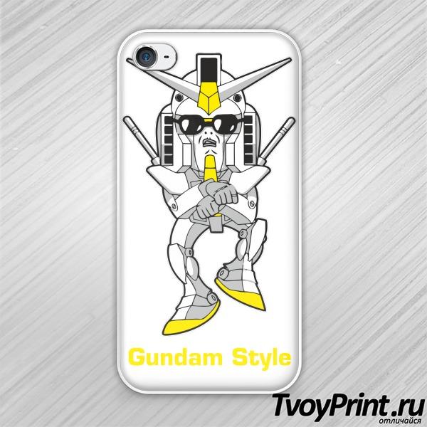 Чехол iPhone 4S GANGNAM STYLE