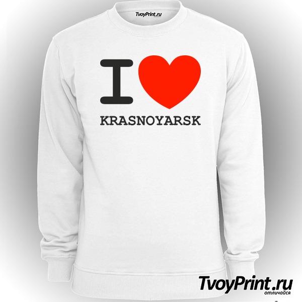 Свитшот Красноярск