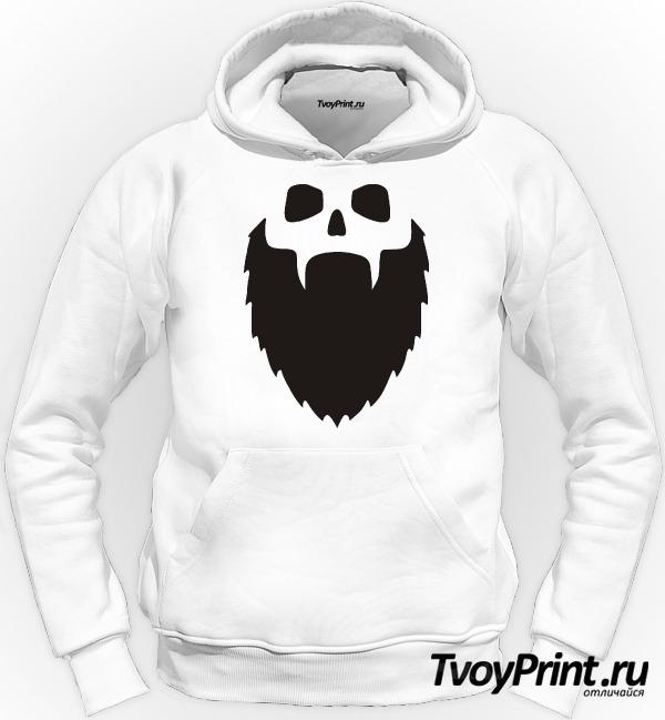 Толстовка Борода или смерть