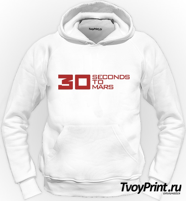 Толстовка 30 seconds to mars