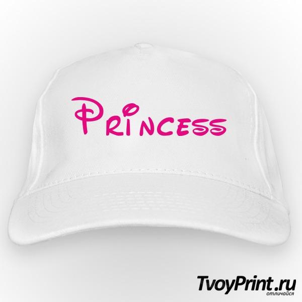 Бейсболка princess