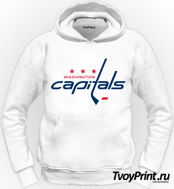 Толстовка Washington capitals