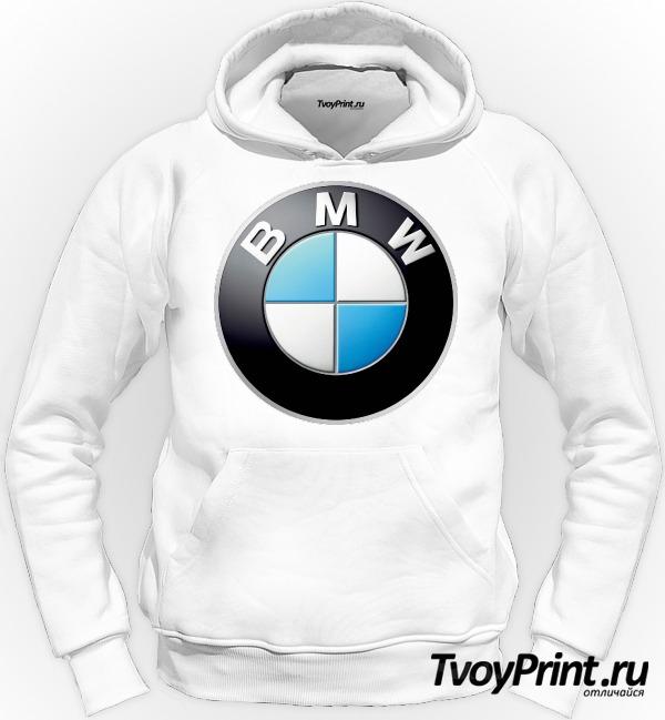 Толстовка Логотип BMW значок