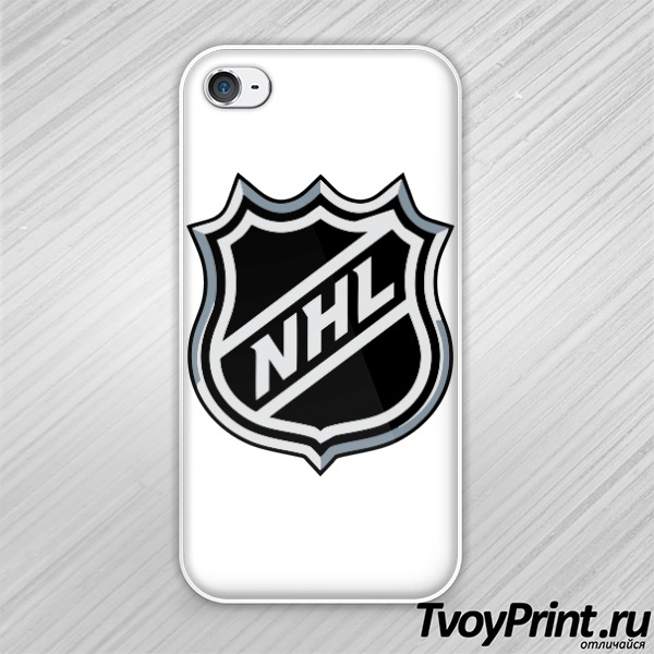 Чехол iPhone 4S NHL