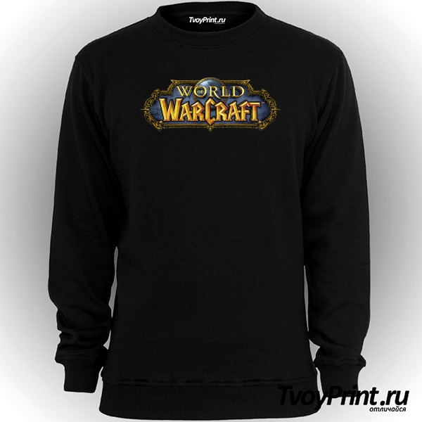 Свитшот World of Warcraft Classic