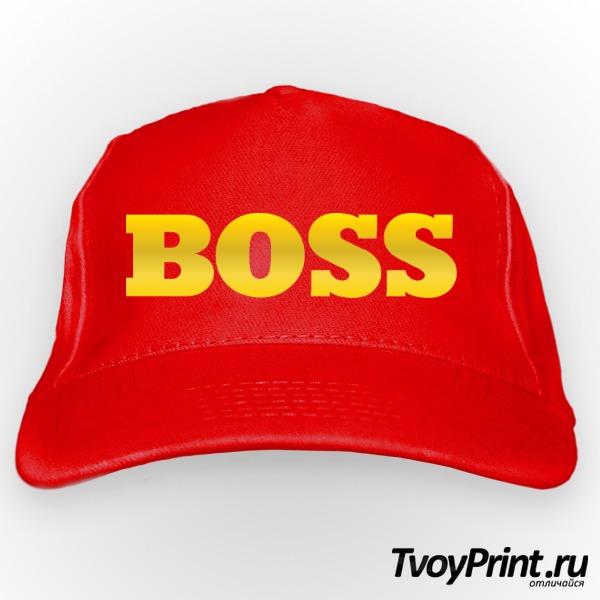 Бейсболка Босс (BOSS)
