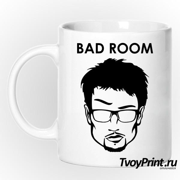 Кружка Максим Snailkick: Bad Room