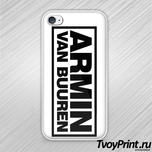 Чехол iPhone 4S Armin Van Buuren (2)