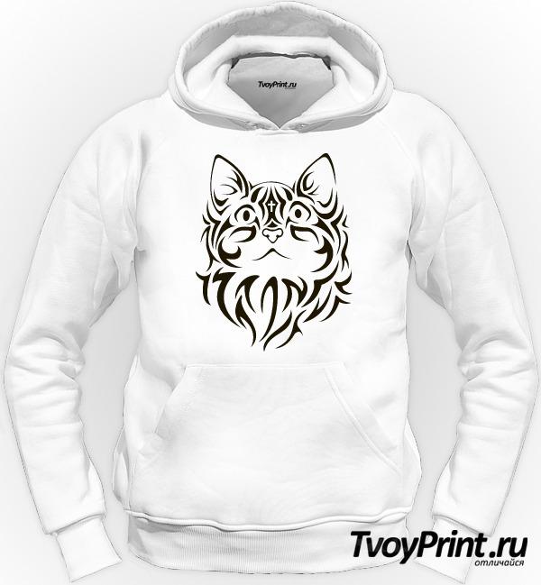 Толстовка The cat