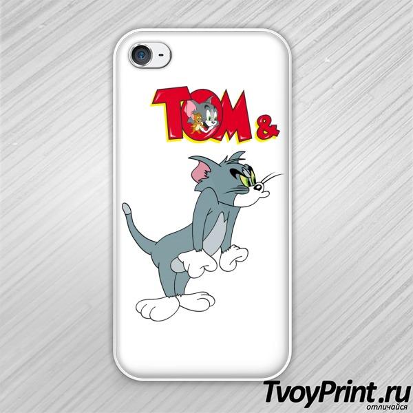 Чехол iPhone 4S Том