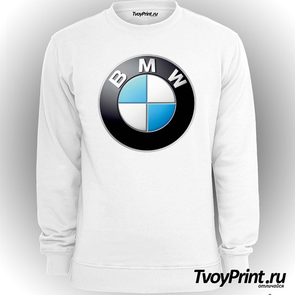 Свитшот Логотип BMW значок