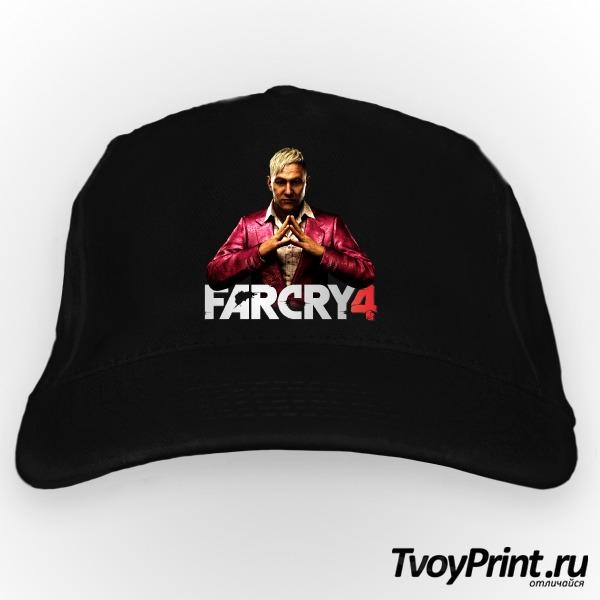 Бейсболка Far Cry 4 Босс