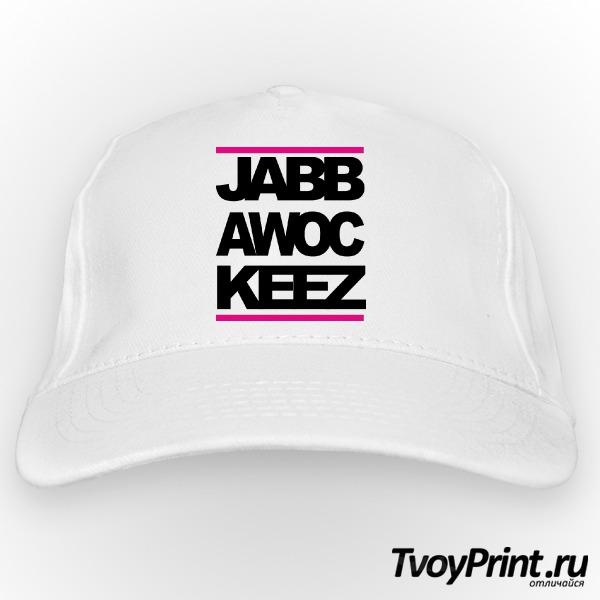 Бейсболка JabbaWockeeZ