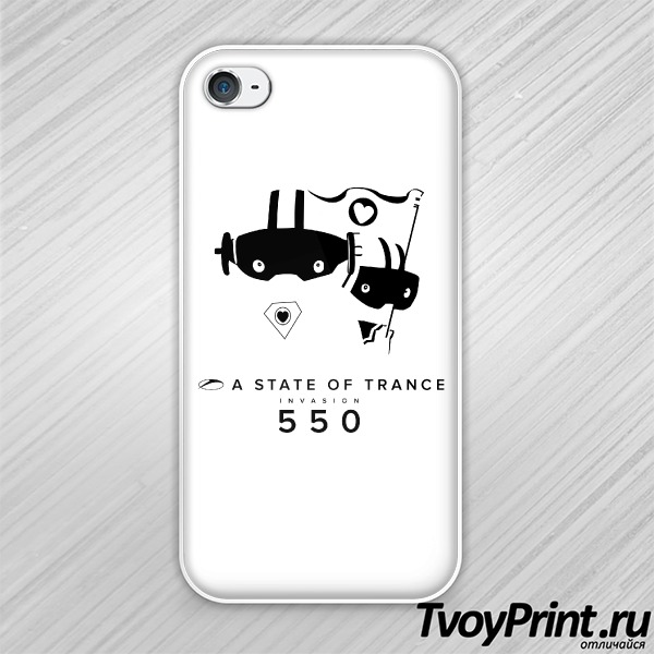 Чехол iPhone 4S Asot 550