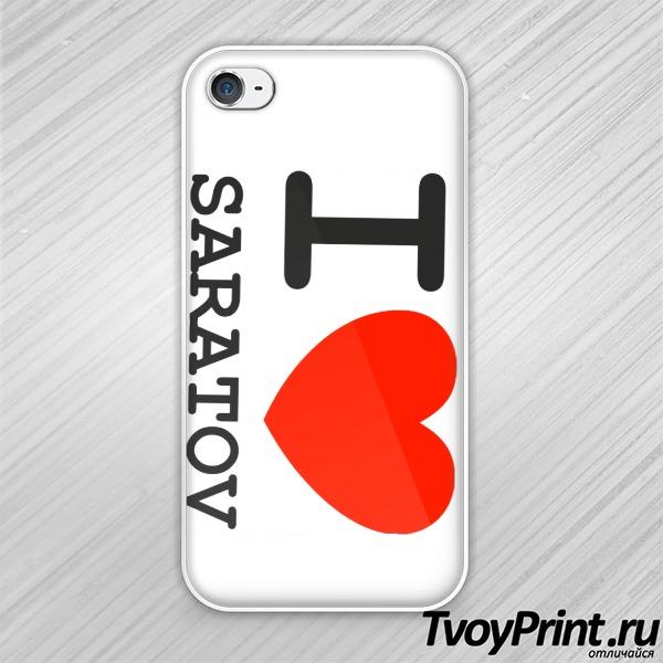 Чехол iPhone 4S Саратов