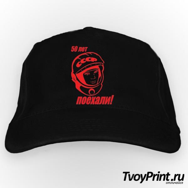 Бейсболка Гагарин (1)