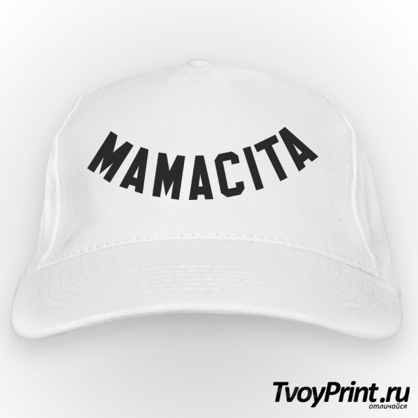 Бейсболка mamacita