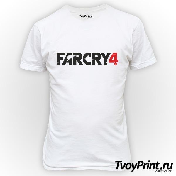 Футболка Far Cry 4