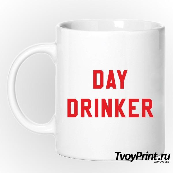 Кружка day drinker