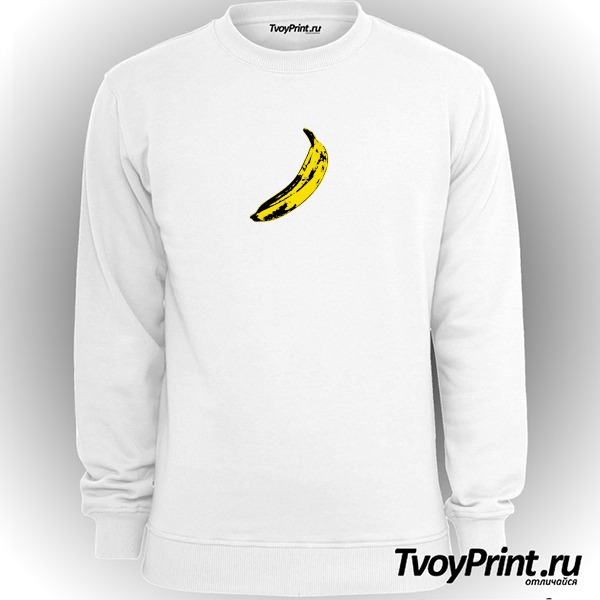 Свитшот Andy Warhol Banana