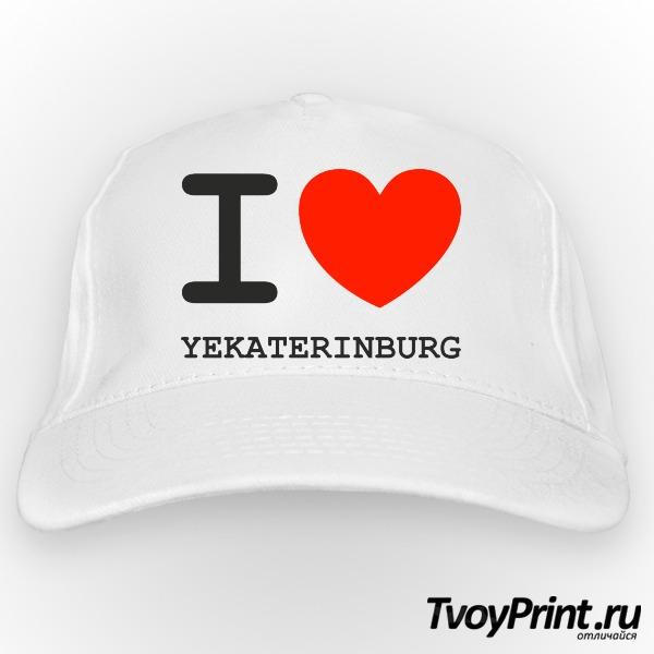 Бейсболка Екатеринбург