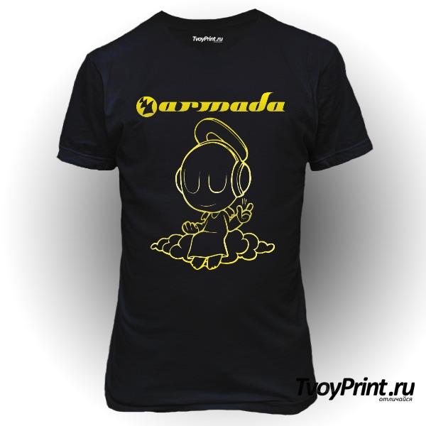Футболка Armin Van Buuren Armada