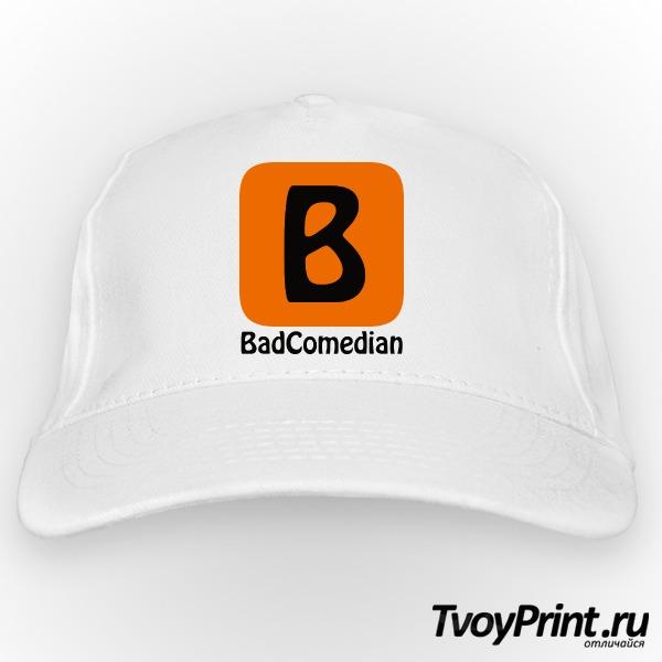Бейсболка BadComedian (блогер)