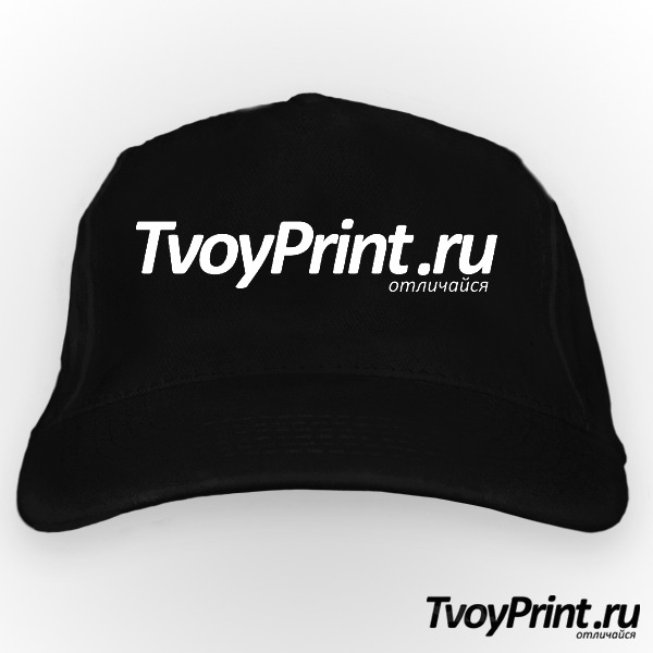 Бейсболка TvoyPrint