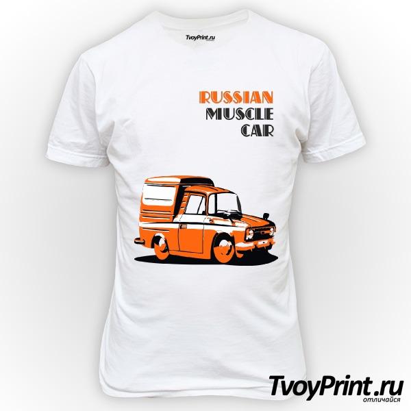 Футболка Русский мускул кар (Muscle Cars)