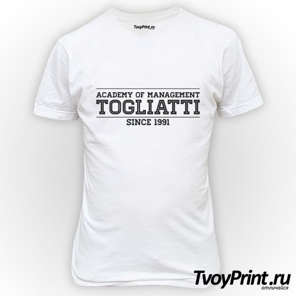 Футболка вуза Тольятти: ТАУ