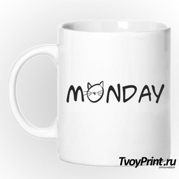 Кружка Monday