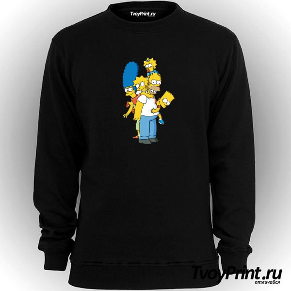 Свитшот Simpsons