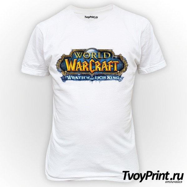 Футболка World Of WarCraft