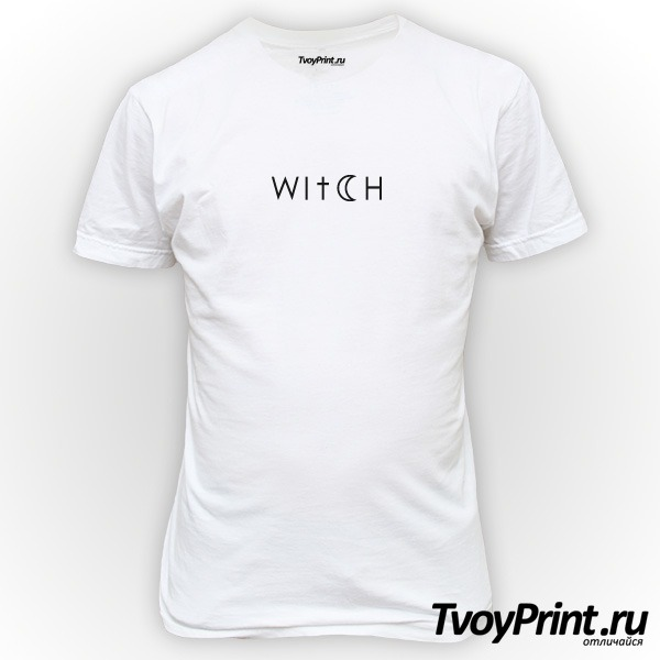 Футболка Witch