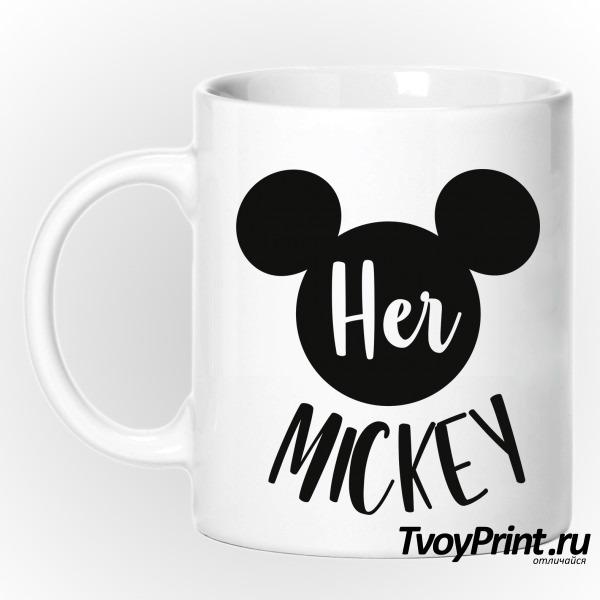 Кружка Her mickey
