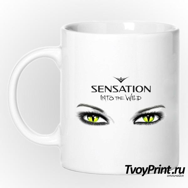 Кружка Sensation into the wild большой